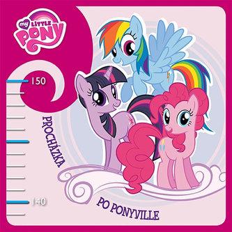 My Little Pony - Procházka po Ponyville - metr