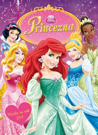 Princezna - Knížka na rok 2014