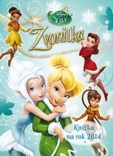 Víly - Zvonilka - Knížka na rok 2014