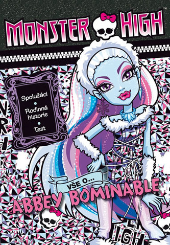 Monster High - Vše o Abbey Bominable