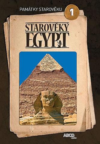Starověký Egypt - Památky starověku 1 - DVD