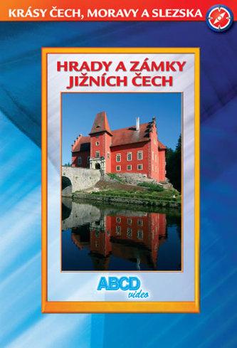 Hrady a zámk Jižnívh Čech DVD - Krásy ČR