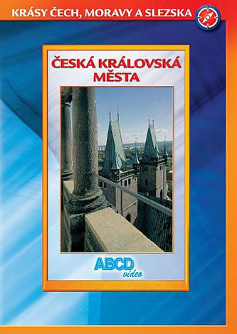 Česká Královská města DVD - Krásy ČR