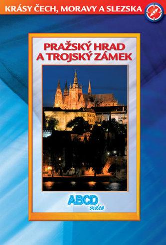 Pražský Hrad a Trojský zámek DVD - Krásy ČR