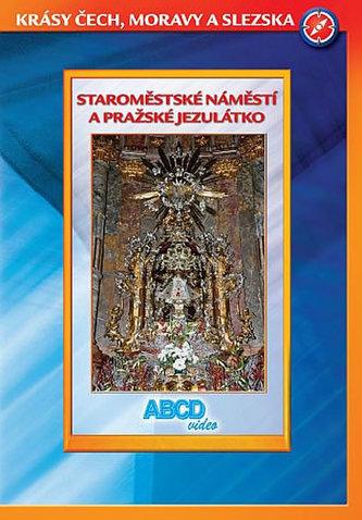 Staroměstské náměstí a Pražské Jezulátko DVD - Krásy ČR