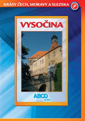 Vysočina DVD - Krásy ČR
