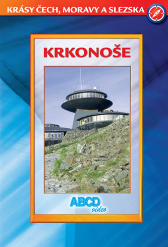 Krkonoše DVD - Krásy ČR