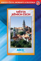Města Jižních Čech DVD - Krásy ČR