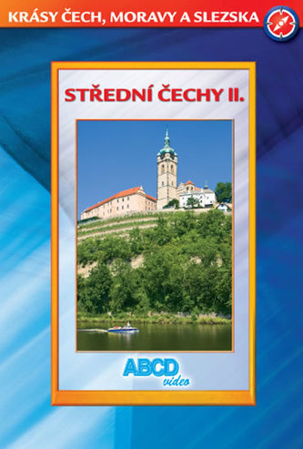 Střední Čechy II DVD - Krásy ČR