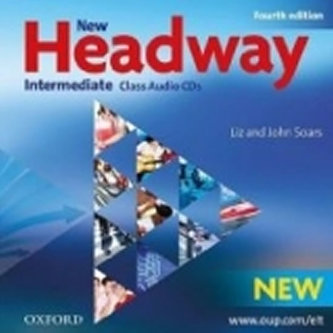 New Headway Fourth Edition Intermediate Class audio CDs /3/