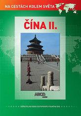 Čína II DVD - Na cestách kolem světa