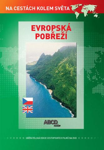 Evropská pobřeží DVD - Na cestách kolem světa