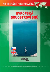 Evropská Souostroví snů DVD - Na cestách kolem světa