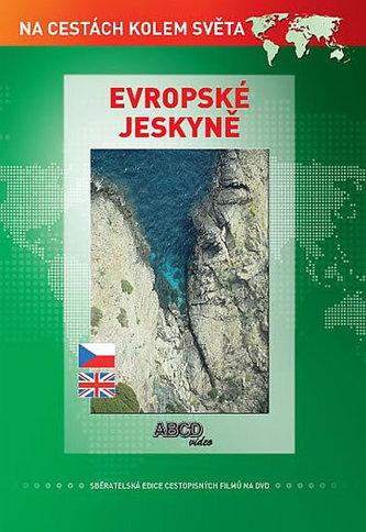 Evropské Jeskyně DVD - Na cestách kolem světa