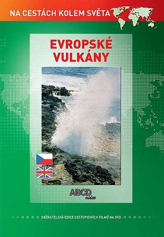 Evropské Vulkány DVD - Na cestách kolem světa