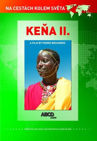 Keňa II DVD - Na cestách kolem světa