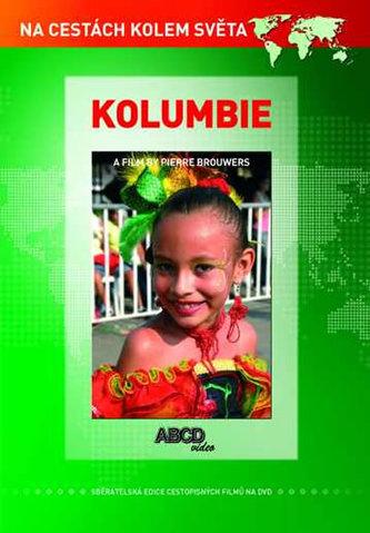 Kolumbie DVD - Na cestách kolem světa