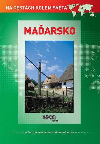 Maďarsko DVD - Na cestách kolem světa