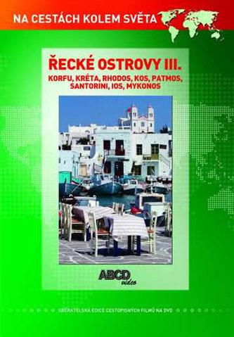 Řecké ostrovy III DVD - Na cestách kolem světa