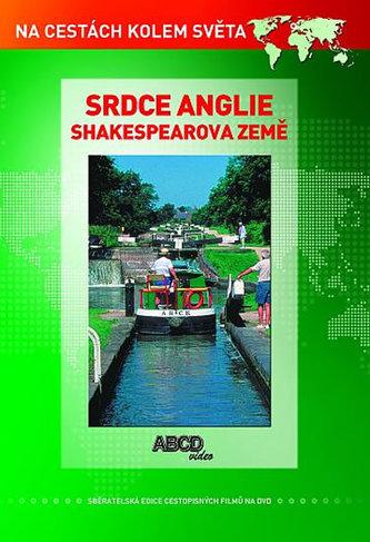 Srdce Anglie - Shakespearova země DVD - Na cestách kolem světa