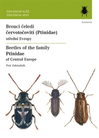 Brouci čeledi červotočovití Ptinidae