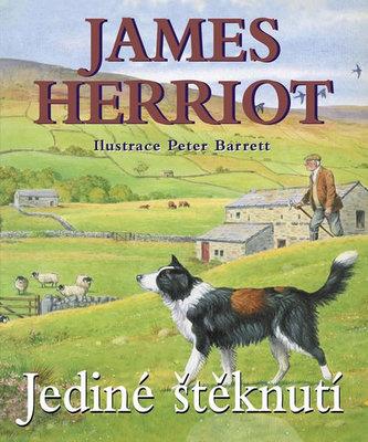 Jediné štěknutí - James Herriot