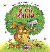 Živá kniha - Zvuky zvířat - Okénka s překvapením
