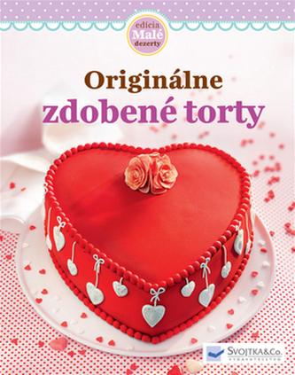 Originálne zdobené torty