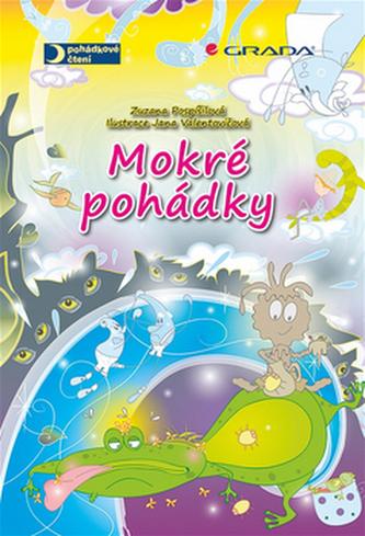 Mokré pohádky - Zuzana Pospíšilová