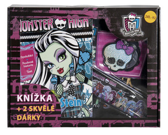 Monster High - kufřík