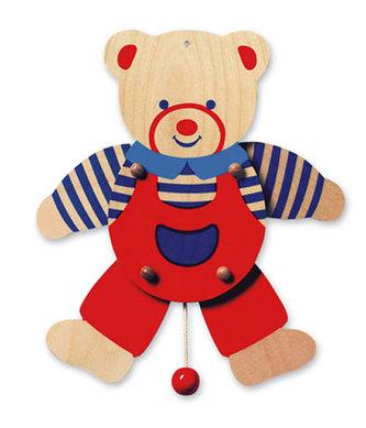 Roztahovačka - medvěd