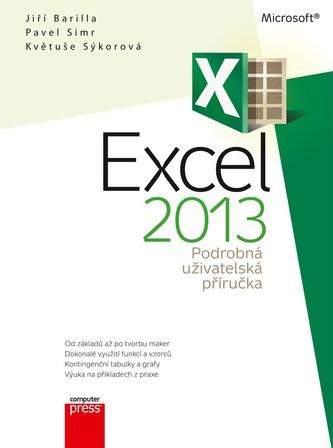Microsoft Excel 2013 Podrobná uživatelská příručka