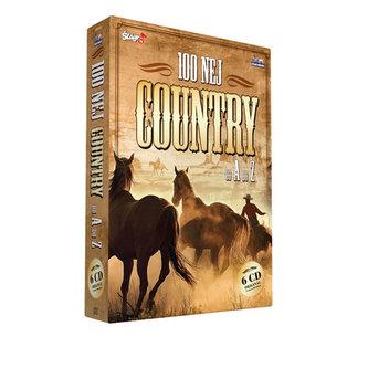100 nej country od A do Z - 6 CD