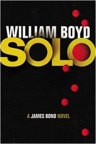 SOLO: James Bond Novel (anglicky)
