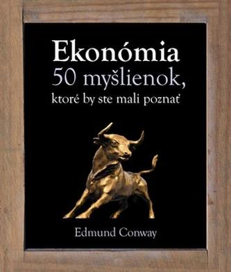 Ekonómia 50 myšlienok, ktoré by ste mali poznať