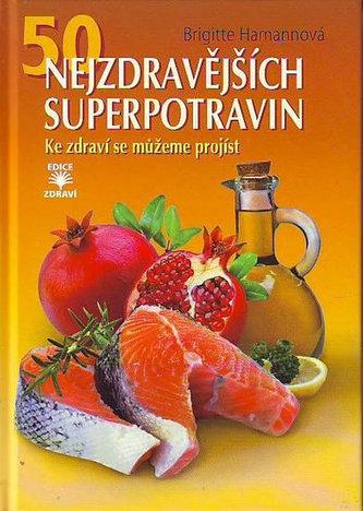 50 nejzdravějších superpotravin