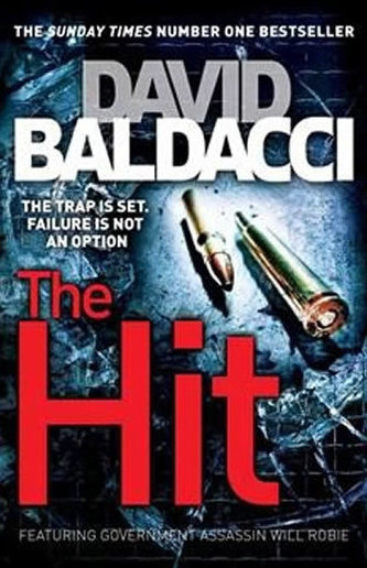The Hit (anglicky) - David Baldacci