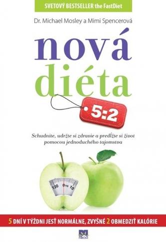 Nová diéta 5:2 - Michael Mosley