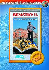 Benátky II. DVD - Nejkrásnější místa světa
