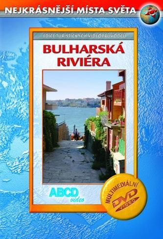 Bulharská Riviéra DVD - Nejkrásnější místa světa