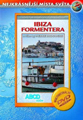 Ibiza, Formentera DVD - Nejkrásnější místa světa