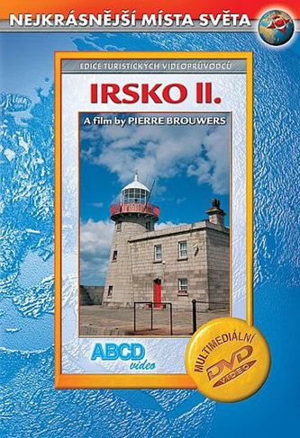 Irsko II. DVD - Nejkrásnější místa světa
