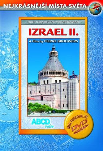 Izrael II. DVD - Nejkrásnější místa světa - neuveden