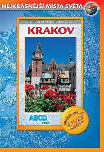 Krakov DVD - Nejkrásnější místa světa