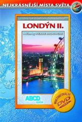 Londýn II. DVD - Nejkrásnější místa světa