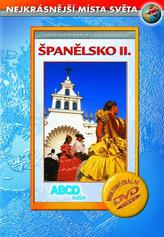 Španělsko II. DVD - Nejkrásnější místa světa