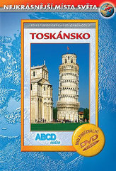 Toskánsko DVD - Nejkrásnější místa světa