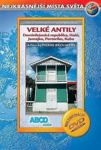 Velké Antily DVD - Nejkrásnější místa světa