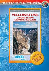 Yellowstone DVD - Nejkrásnější místa světa