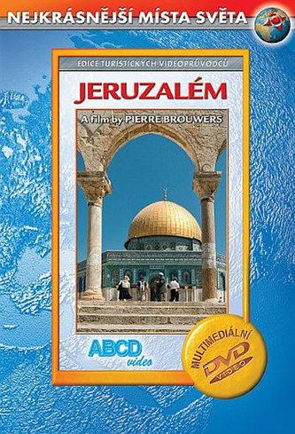 Jeruzalém DVD - Nejkrásnější místa světa